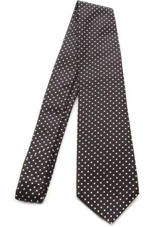 Kiton Men Neckties - MEN'S UCRVKRC08F7506001 SILK TIE