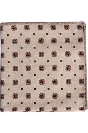 ELEVENTY Giallo Pocket Square