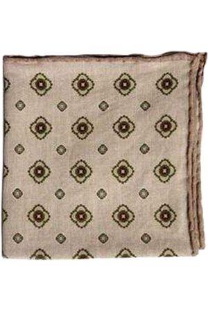 ELEVENTY Rosso Pocket Square