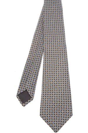 LUIGI BORRELLI NAPOLI Men Neckties - MEN'S TT423003 GREY WOOL TIE
