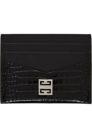 Givenchy Croc 4G Card Holder