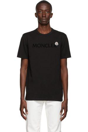 Moncler Lettering Graphic T-Shirt