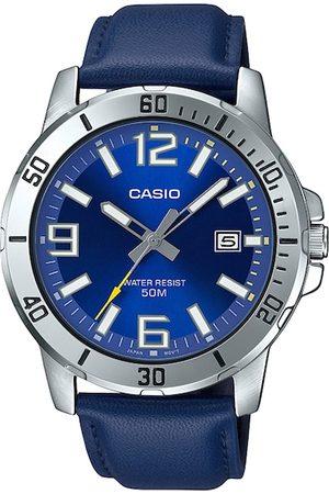 Casio Enticer Men Blue Analogue watch A1737 MTP-VD01L-2BVUDF