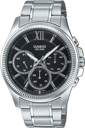 Casio Enticer Men Black Analogue Watch A1772 MTP-E315HD-1AVIF
