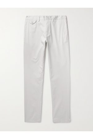 ORLEBAR BROWN Myers Slim-Fit Stretch-Cotton Trousers