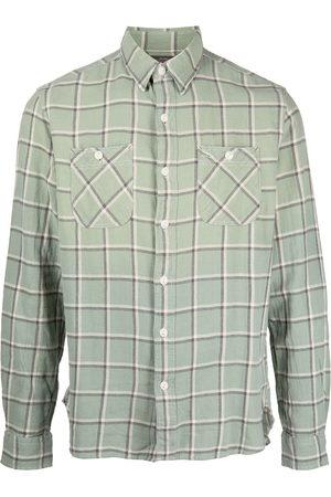 Ralph Lauren Patch pocket checked shirt