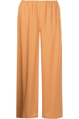 Vince Cropped slip-on culottes