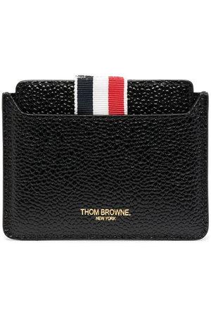 Thom Browne Men Wallets - Grosgrain loop leather mirror case