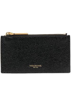 Thom Browne RWB stripe compact wallet