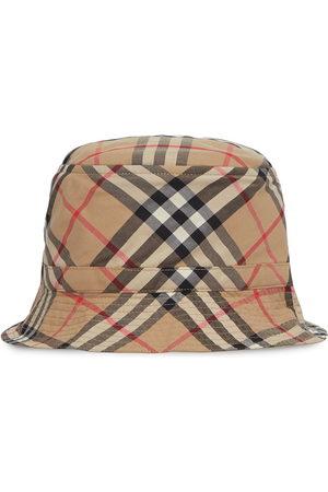 Burberry Hats - Vintage Check print bucket hat