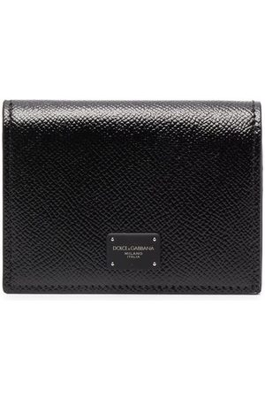 Dolce & Gabbana Men Wallets - Foldover card wallet