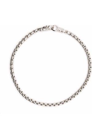 TOM WOOD Bracelets - Venetian rhodium-plated sterling bracelet