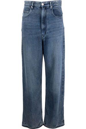 Isabel Marant Mid-wash boyfriend jeans