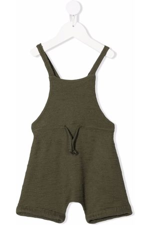 Zhoe & Tobiah Bodysuits & All-In-Ones - Dungaree cotton shortie