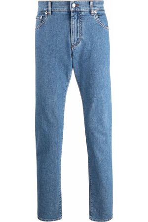 Dolce & Gabbana Men Tapered - Tapered mid-rise jeans