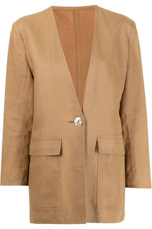 Christian Dior Pre-owned single-breasted blazer