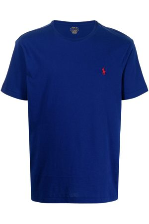 Polo Ralph Lauren Logo-embroidered T-shirt