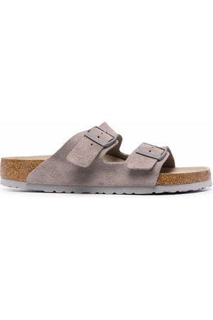 Birkenstock Leather double-strap sandals