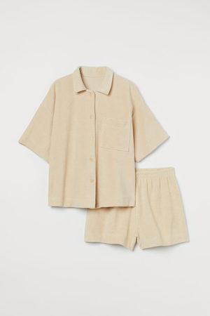H&M Terry pyjamas