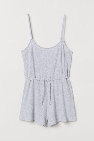 H&M Playsuit - Grey