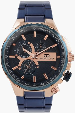 GIO COLLECTION Men Water-Resistant Chronograph Watch- G3007-33