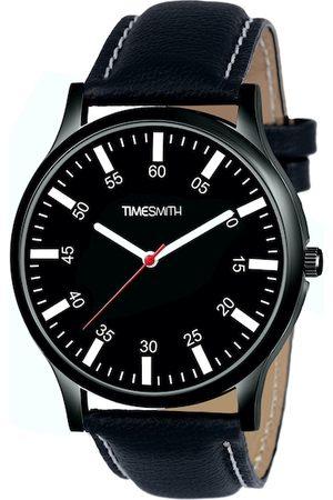 TIMESMITH Men Black Analogue Watch CTC-014