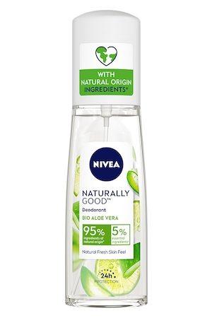 Nivea Naturally Good Bio Aloe Vera Deodorant 75 ml