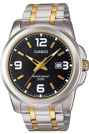 Casio Enticer Men Black Analogue watch A777 MTP-1314SG-1AVDF