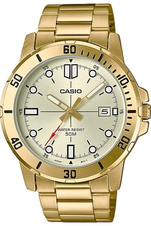 Casio Enticer Men Gold Analogue watch A1368 MTP-VD01G-9EVUDF