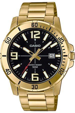Casio Enticer Men Black Analogue watch A1367 MTP-VD01G-1BVUDF