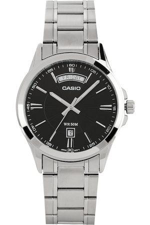 Casio Enticer Men Black Analogue watch A840 MTP-1381D-1AVDF