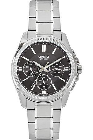 Casio Enticer Men Black Analogue watch A836 MTP-1375D-1AVDF