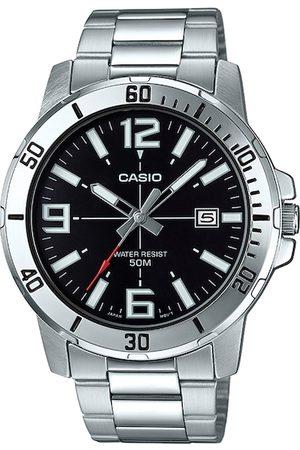 Casio Enticer Men Black Analogue watch A1361 MTP-VD01D-1BVUDF