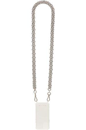 1017 ALYX 9SM Iphone 12 Case W/ Chunky Chain Strap