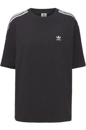 adidas Women Sports T-shirts - Cotton Blend T-shirt