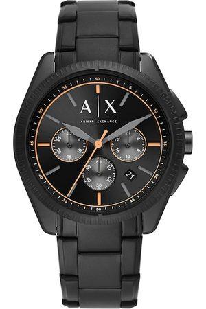 Armani Men Black Analogue Watch AX2852