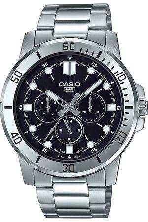 Casio Enticer Men Black Analogue Watch A1748 MTP-VD300D-1EUDF
