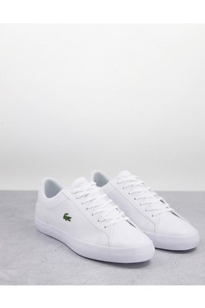 Lacoste Lerond BL2 trainers in leather