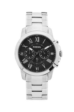 Fossil Men Watches - Men Black Dial Watch FS4736