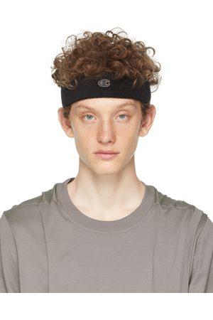 Rick Owens Champion Edition Terrycloth Headband
