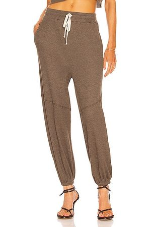 TWENTY MONTREAL Everest Thermal Baggy Pant in Heather Army