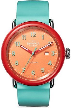 SHINOLA Detrola Silly Putty Stainless Steel Watch