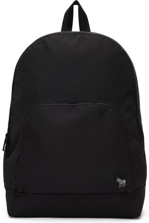 PS by Paul Smith Canvas Zebra Logo Backpack