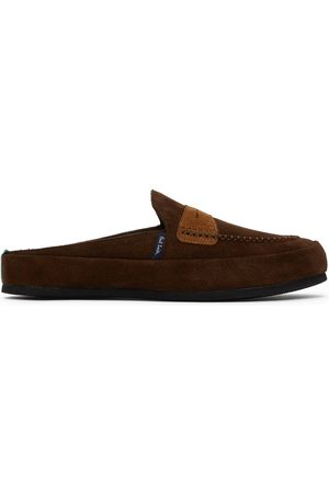 PS by Paul Smith Brown Nemean Slip-On Loafers