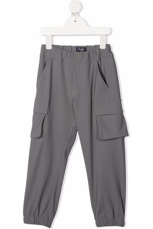 Il gufo Cargo Trousers - Elasticated cargo trousers