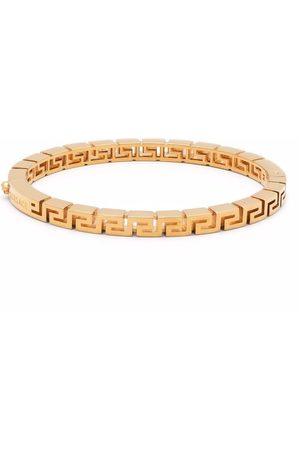 Versace Men Bracelets - Greca-chain bracelet