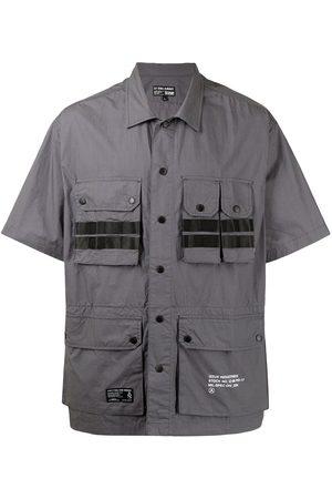 Izzue Short-sleeve cotton cargo shirt