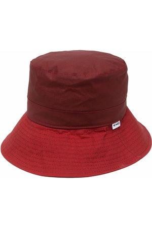 SUNNEI Logo patch bucket hat