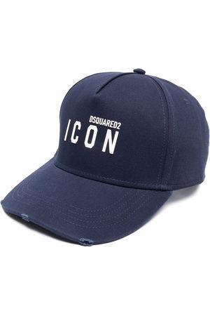 Dsquared2 Men Hats - Logo-print six-panel cap