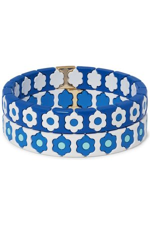 Roxanne Assoulin Cornflower bracelet set